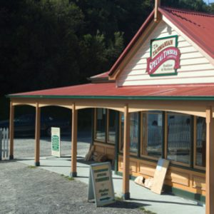 Tasmanian Special Timbers Direct Sales Store Strahan Tasmania