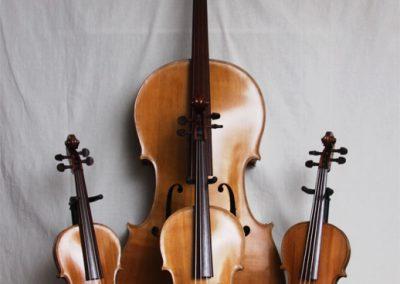 Peter Reid Quartet set