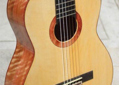 Huon pine soundboard Brian Rourke